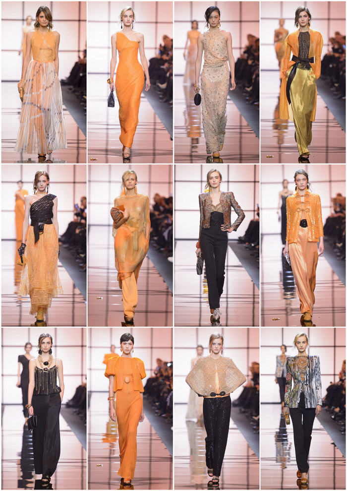 c23032a66665 Armani Privé Spring 2017 Collection