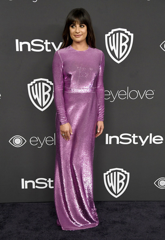 lea-michele-warner-bros-instyle-golden-globes-after-party-2017-red-carpet-fashion-emanuel-ungaro-tom-lorenzo-site-5