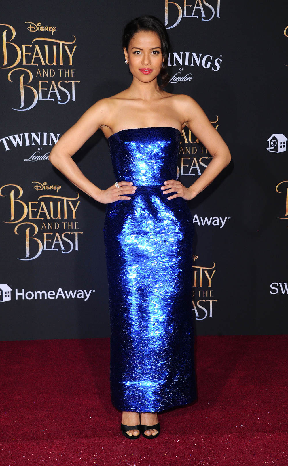 Gugu Mbatha Raw Doesn T Need A Thing At The Quot Beauty And