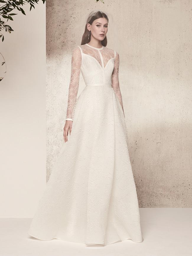 Elie Saab Bridal Spring 2018 Collection