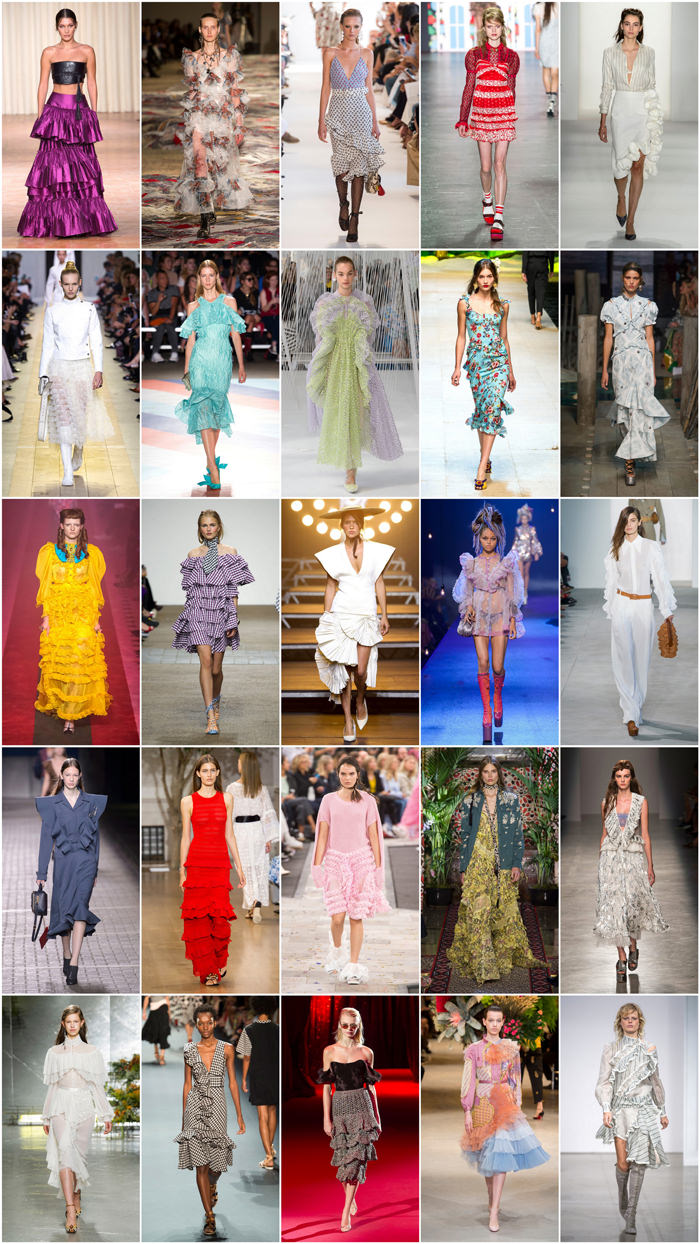 translating the trends for spring 2017 ruffle it up tom