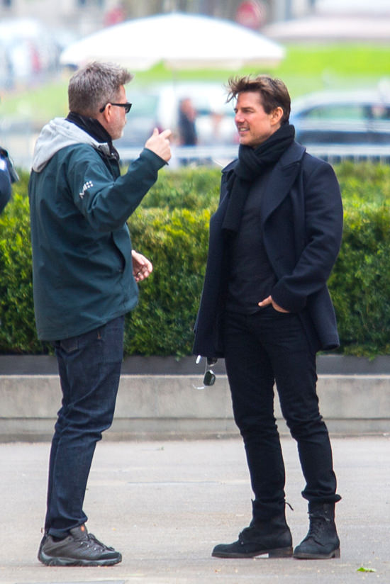 "Tom Cruise Clearly Loves Shooting ""Mission Impossible ..."