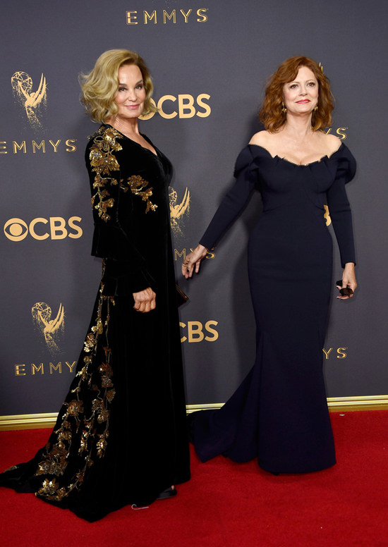 2017 Emmy Awards The Imaginary Red Carpet Feud Between
