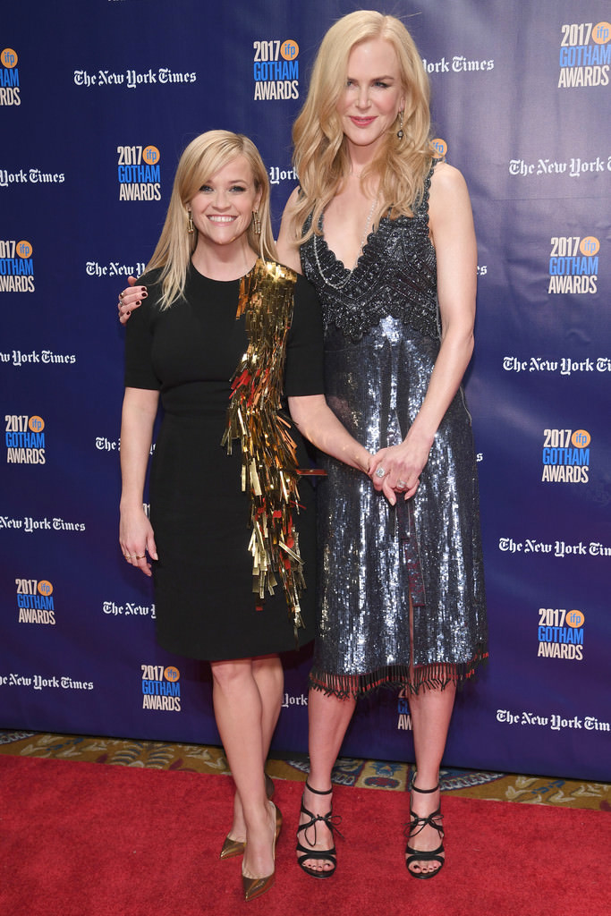 Reese Witherspoon And Nicole Kidman Sparkle At The Gotham