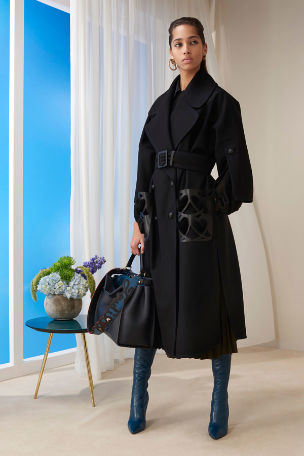 c7e95c715e Fendi Pre-Fall 2018 Collection