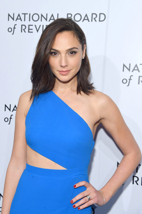 Gal Gadot in Elie Saab at The National Board of Review ...