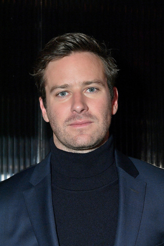 """Armie Hammer Does a Little """"Man From U.N.C.L.E."""" Cosplay ..."""