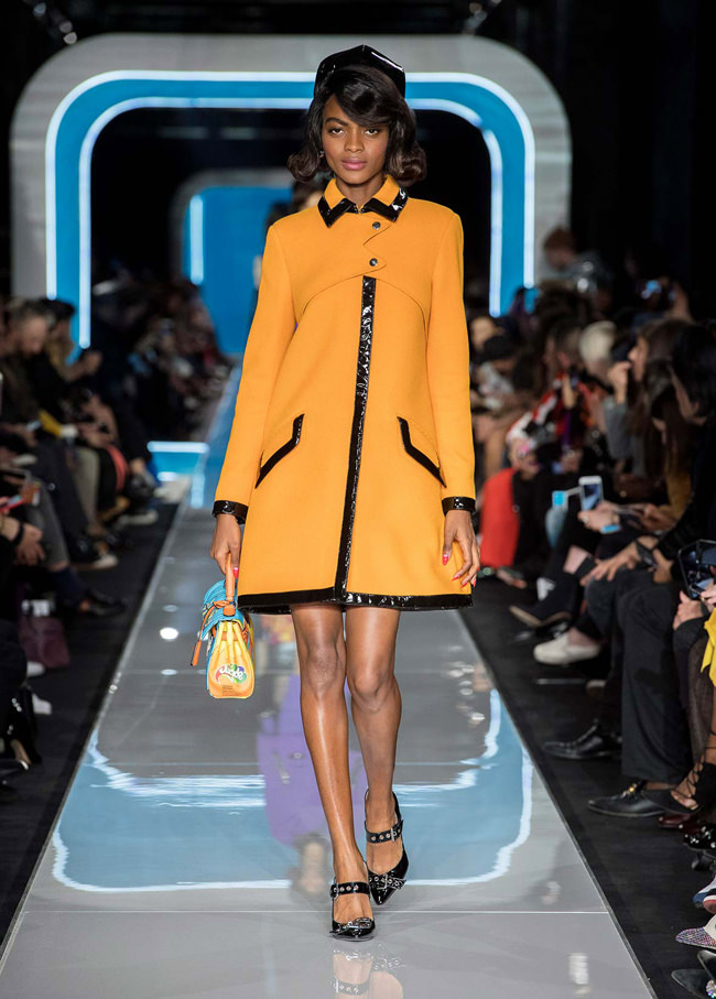 Milan Fashion Week Moschino Fall 2018 Collection Tom