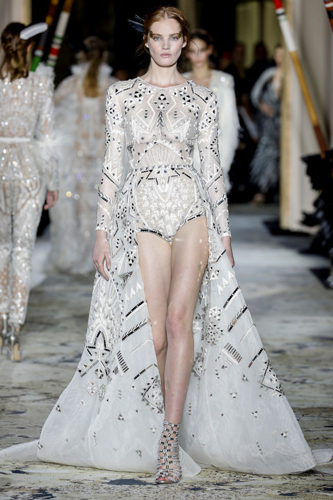 Zuhair Murad Spring 2018 Couture Collection Tom Lorenzo