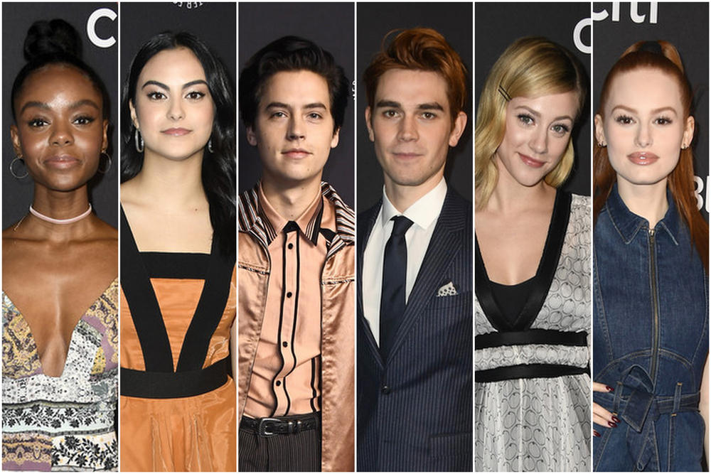 The cast of riverdale at paleyfest los angeles tom lorenzo kittens its time for us to check in on americas favorite pretend teenagers who also happen to be a fairly stylish lot that makes judging them so much m4hsunfo