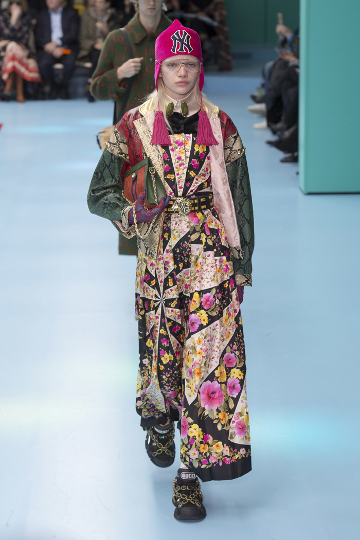 Girl, That's Not Your Dress: Saoirse Ronan at the Gucci ...