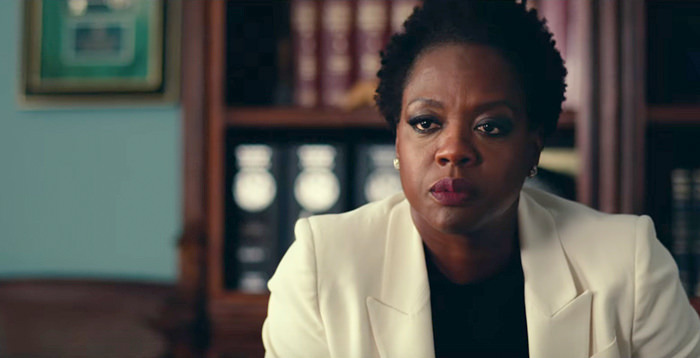 Official trailer for modern-day thriller 'Widows'