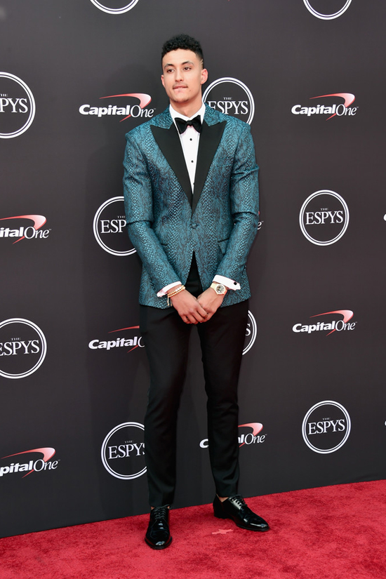 Red Carpet Rundown The Male Finery On Display At The 2018