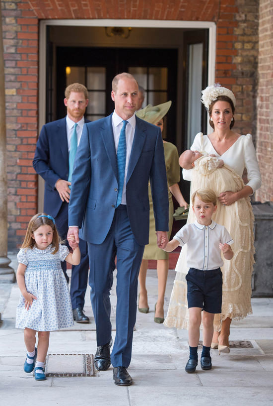 8fa441e0e Meghan Markle and Kate Middleton Wear Their Sunday Best for the ...