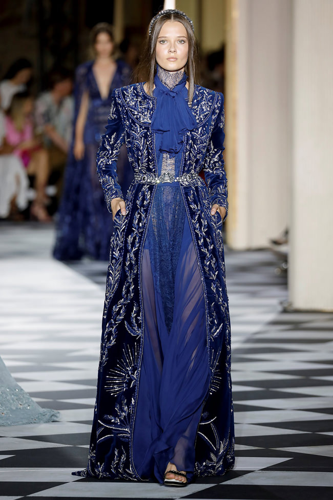 Zuhair Murad Fall 2018 Couture Collection Tom Lorenzo
