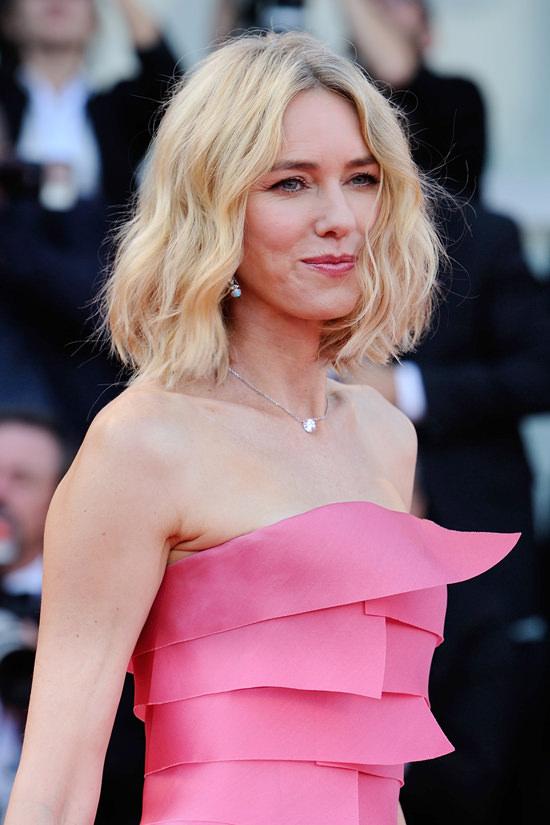 Venice Film Festival Style File: Naomi Watts in Armani and ...