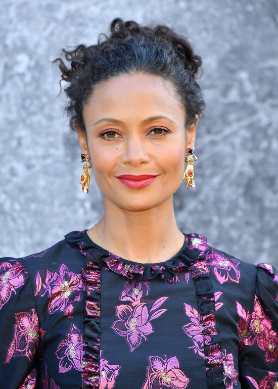 Thandie Newton In The Vampire S Wife At The Quot Yardie