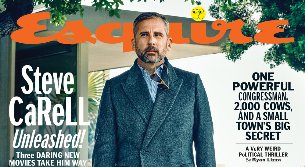 Quot Beautiful Boy Quot Star Steve Carell Covers Esquire S