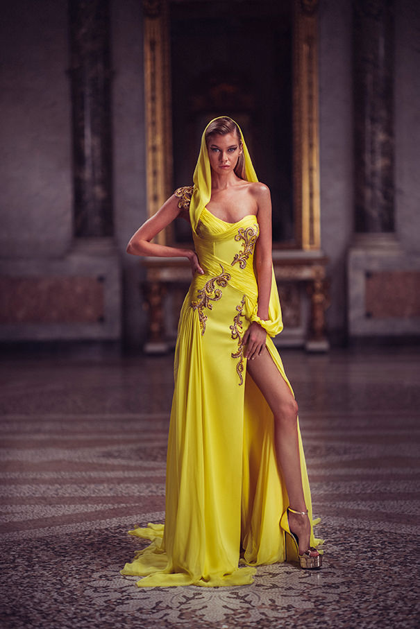 atelier versace spring  collection tom lorenzo