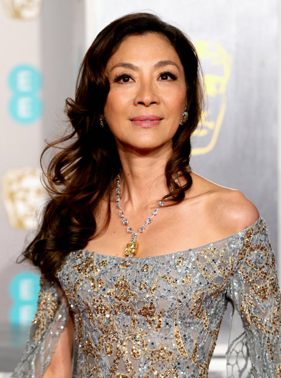 Bafta Awards 2019 Michelle Yeoh Looks For Her Crown In