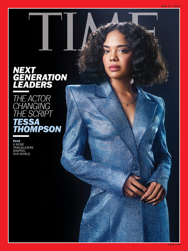 721fc0220ce22 Actress Tessa Thompson has played many roles in Hollywood, including the  character of Valkyrie in Marvel's 'Avengers' series. As a queer woman of  color, ...
