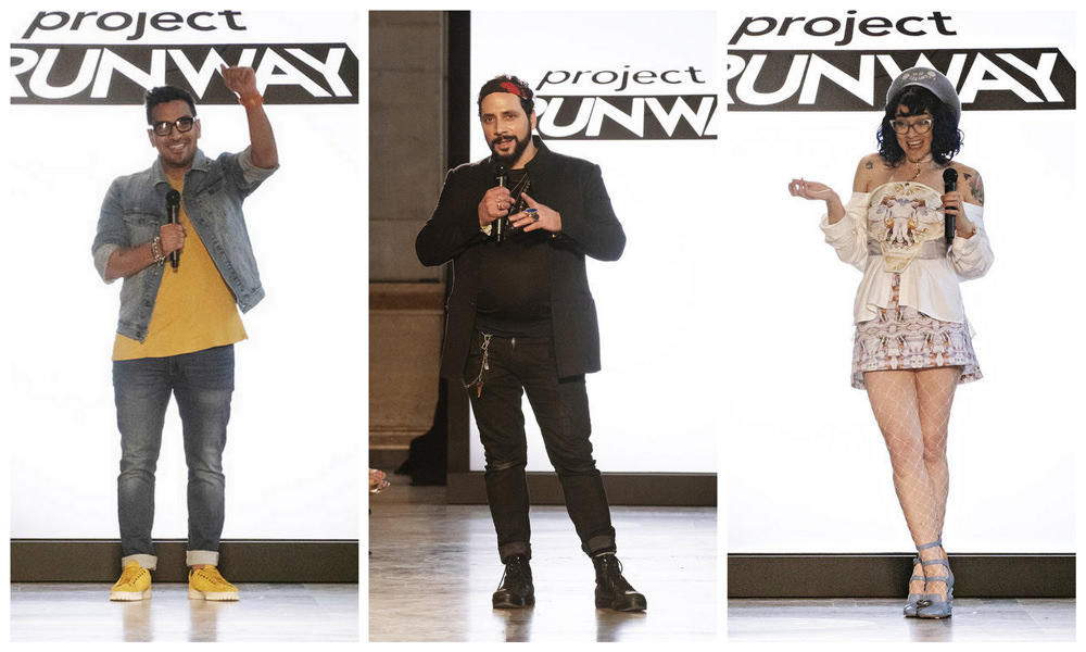 Project Runway And The Winner Is Tom Lorenzo