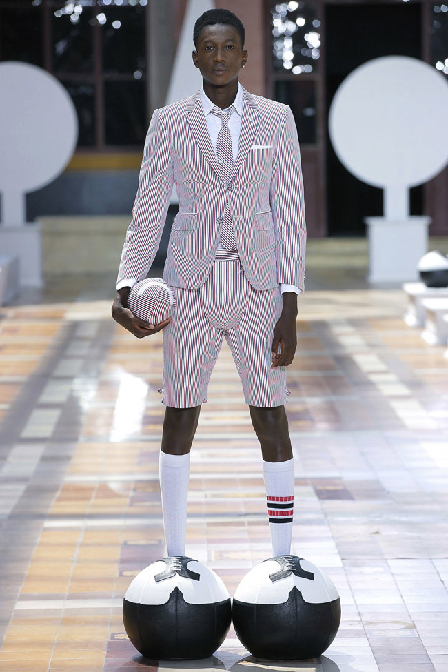 Thom Browne Spring 2020 Menswear Collection | Tom + Lorenzo