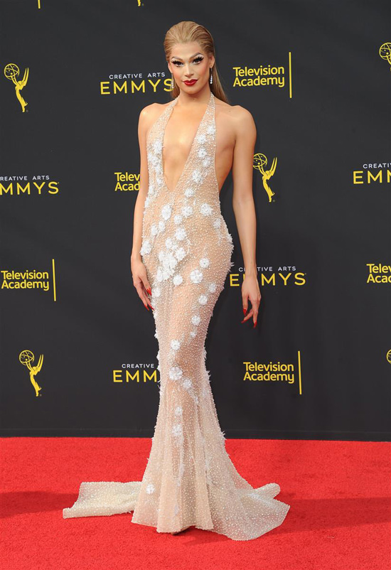 Red Carpet Rundown The 2019 Creative Arts Emmy Awards