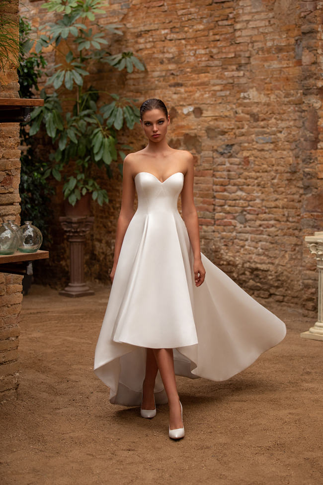 Zac Posen For White One Fall 2020 Bridal Collection Tom