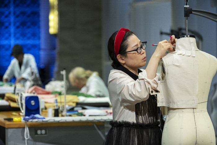 Netflix S Next In Fashion Competition Series Tom Lorenzo