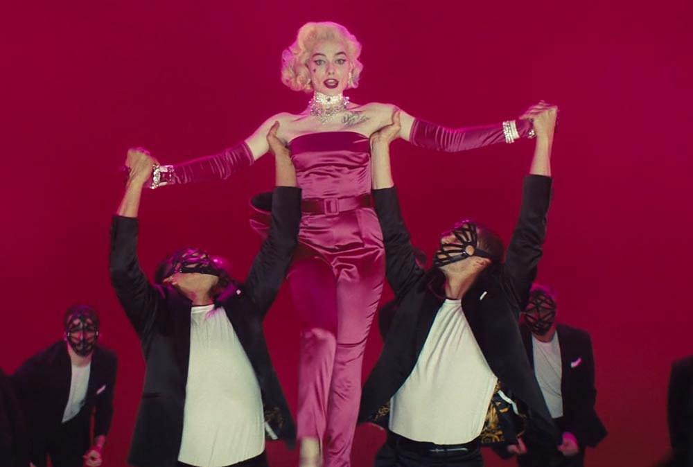 One Iconic Look Marilyn Monroe S Pink Diamonds Are A Girl S Best Friend Gown In Gentlemen Prefer Blondes 1953 Tom Lorenzo