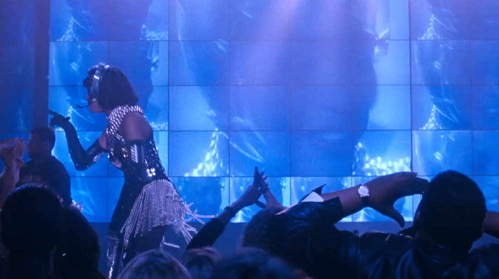 One Iconic Look Whitney Houston S Queen Of The Night Costume In The Bodyguard 1992 Tom Lorenzo