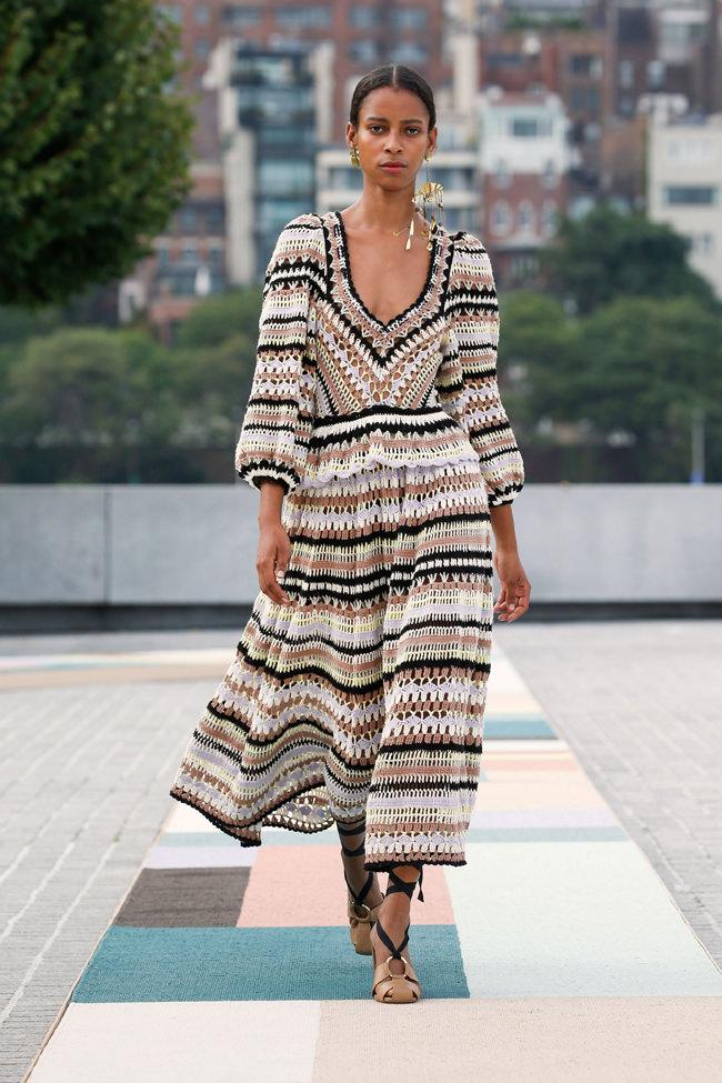 New York Fashion Week: Ulla Johnson Spring 2021 Collection ...
